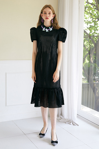 Romantic Dress Retailoring _ Black