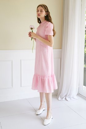 Romantic Dress Retailoring _ Pink