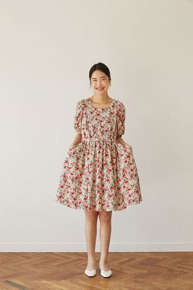 sweetie dress (red)