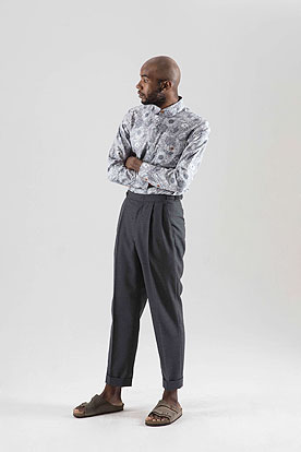 FORMAL TROUSER 02 (GREY)