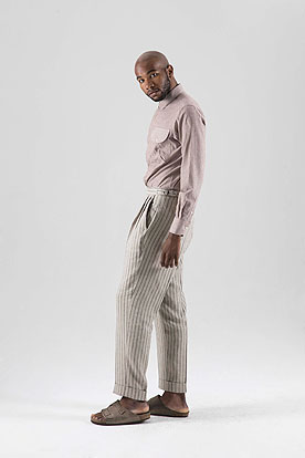 FORMAL TROUSER 02 (LINEN_STRIPE)