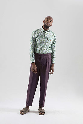 FORMAL TROUSER 02 (PURPLE)